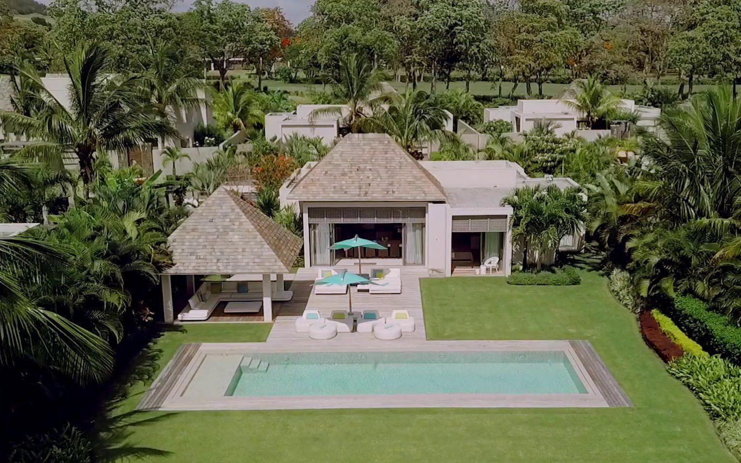 Maison à vendre  1500m2 à Ile Maurice vignette-4