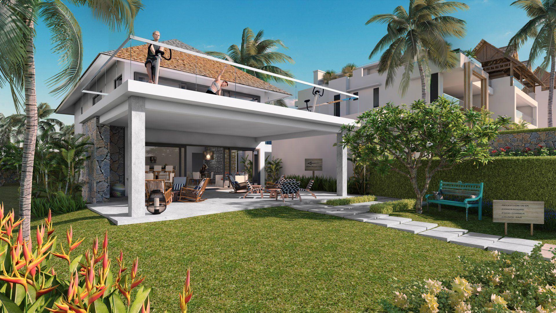 Maison à vendre 5 1014m2 à Ile Maurice vignette-3