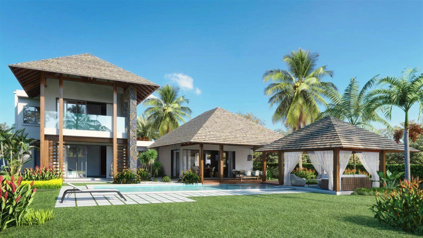 Maison à vendre 5 1023m2 à Ile Maurice vignette-1