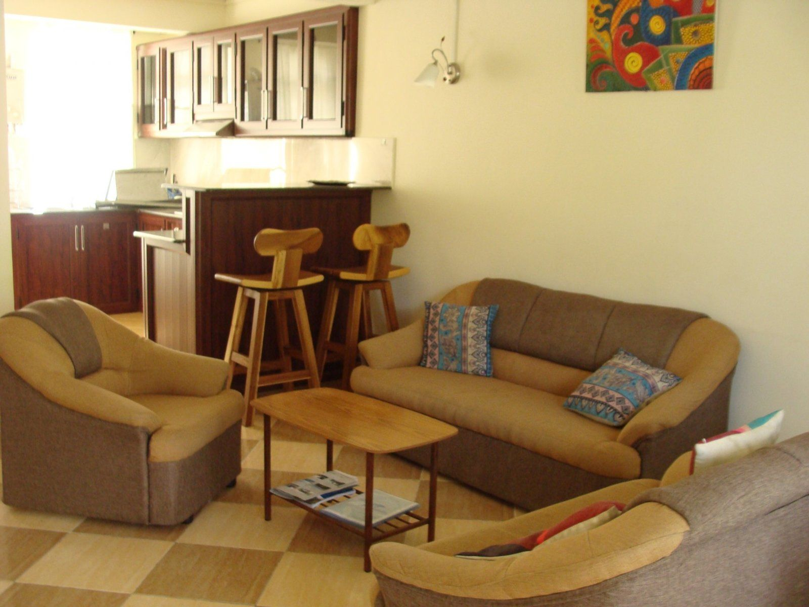 Appartement à louer 4 78m2 à Ile Maurice vignette-3