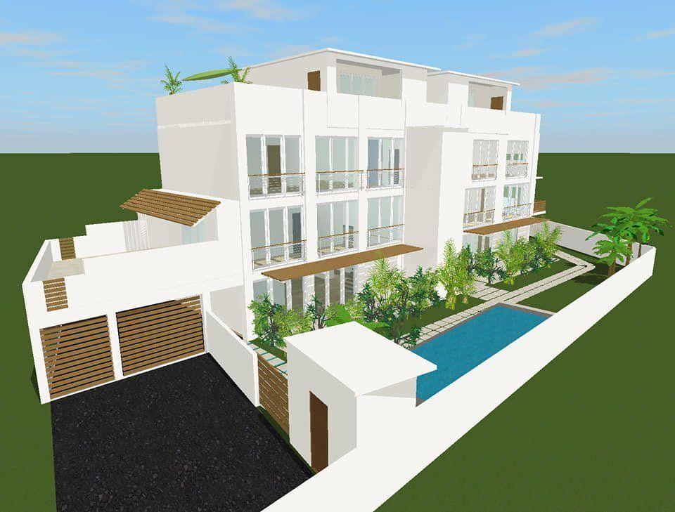 Appartement à vendre 4 170m2 à Ile Maurice vignette-5