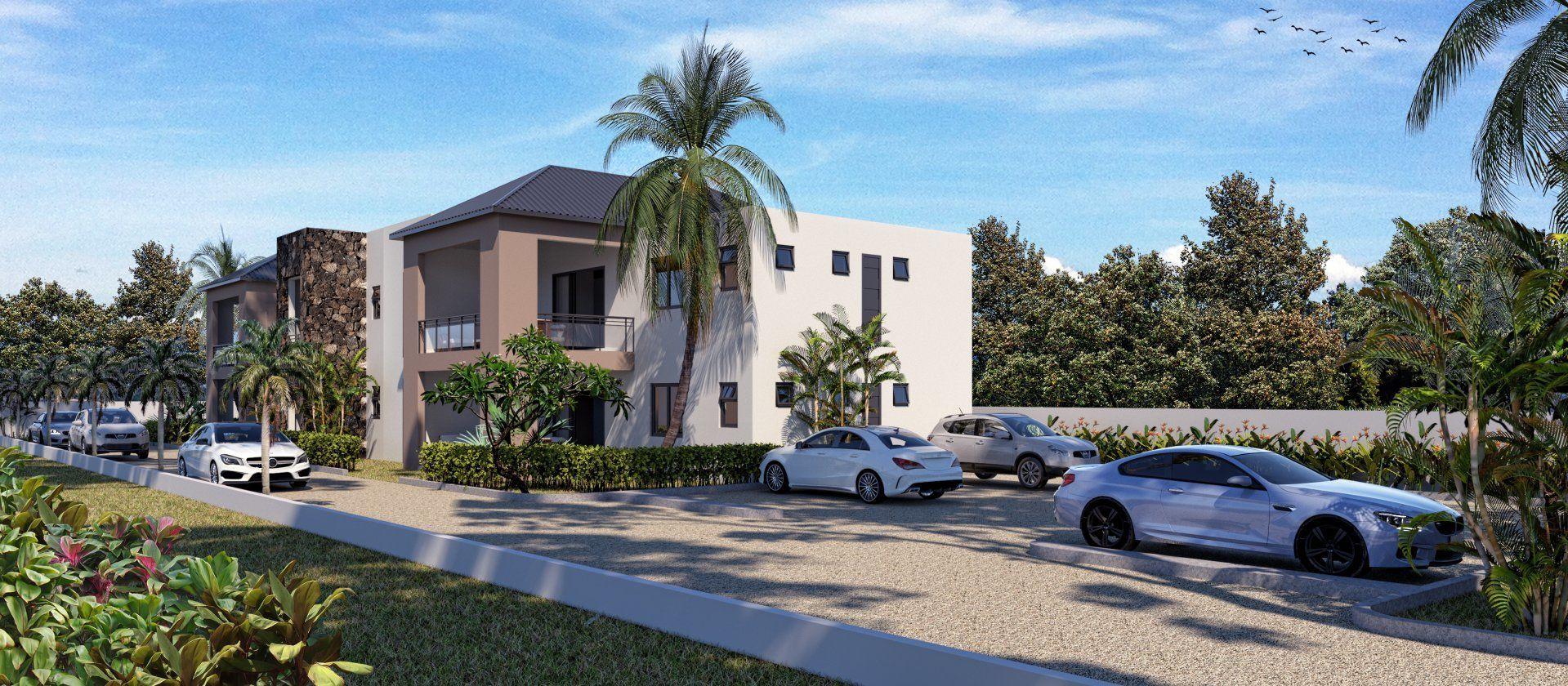 Appartement à vendre 4 180m2 à Ile Maurice vignette-1
