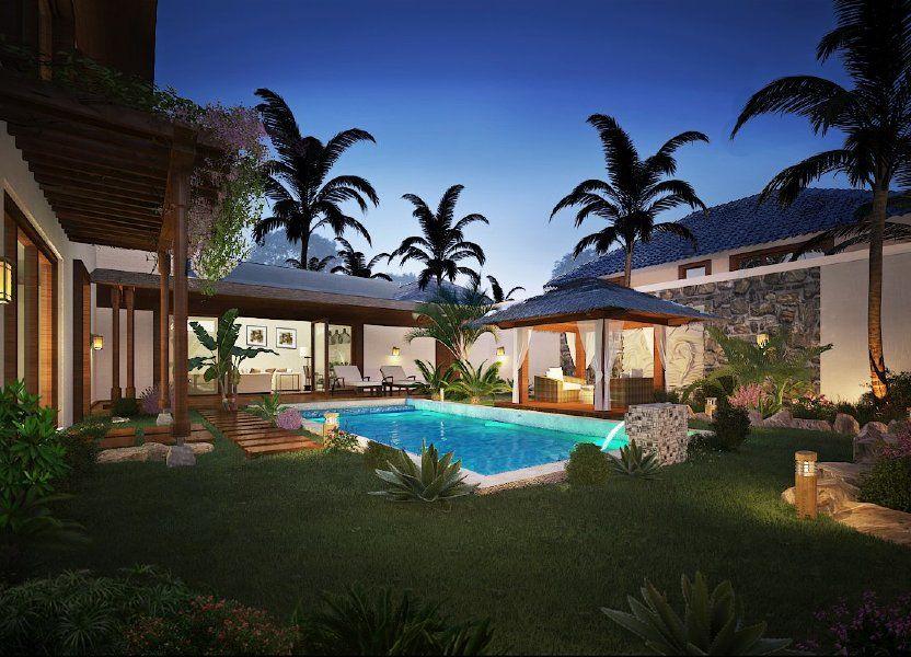 Maison à vendre 255m2 à Ile Maurice