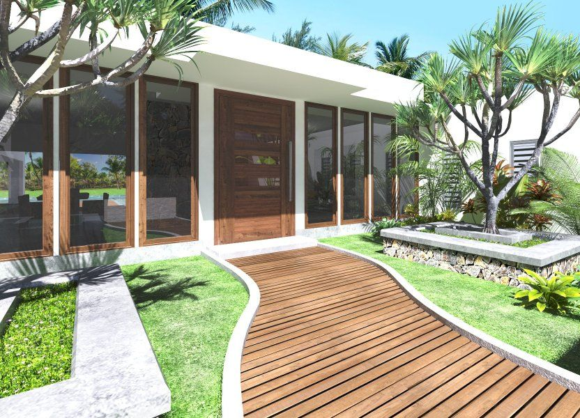 Maison à louer 2800m2 à Ile Maurice