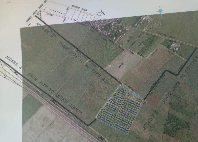 Terrain à vendre 35020m2 à Ile Maurice