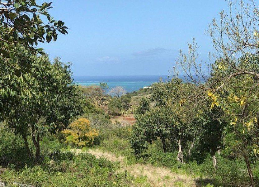 Terrain à vendre 4274m2 à Ile Maurice