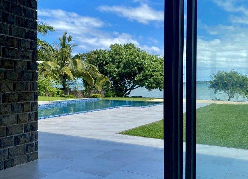 Maison à vendre 1600m2 à Ile Maurice