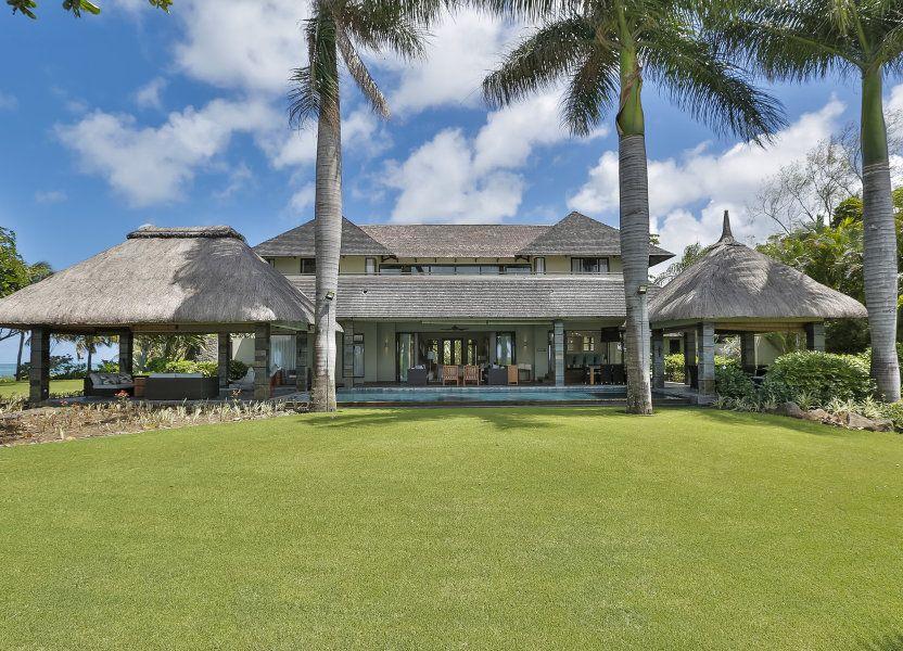 Maison à vendre 4039m2 à Ile Maurice