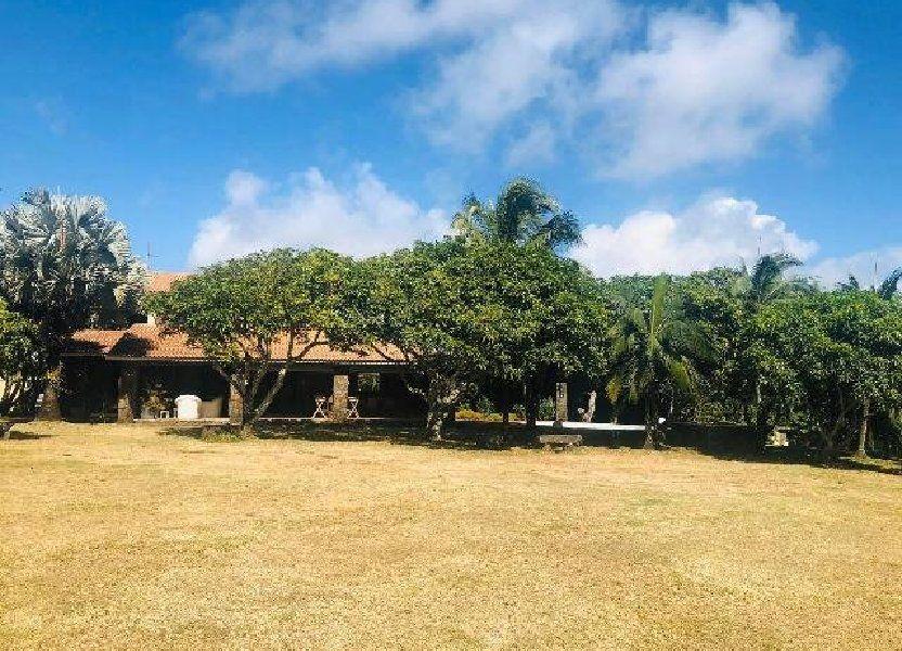 Maison à louer 260m2 à Ile Maurice