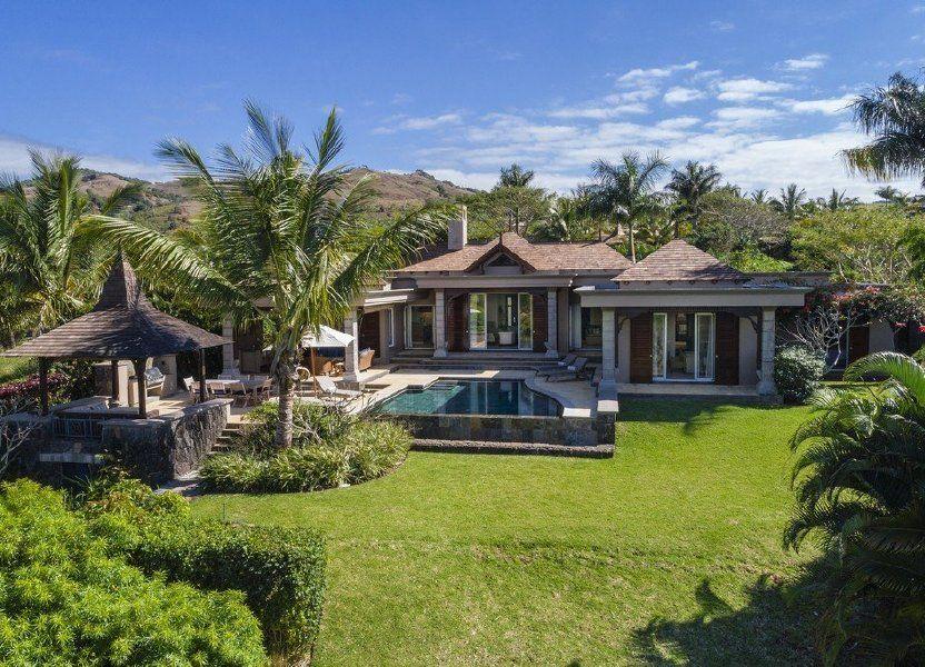 Maison à vendre 1477m2 à Ile Maurice