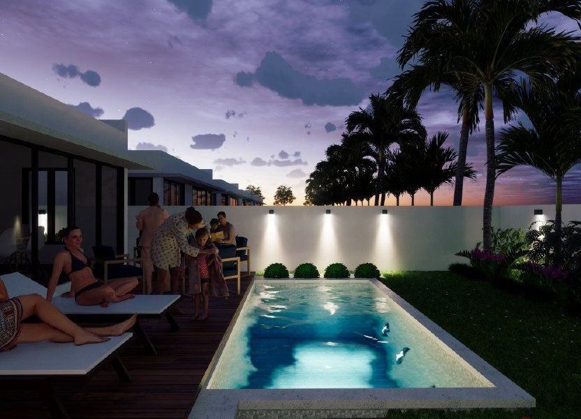 Maison à vendre 101.8m2 à Ile Maurice