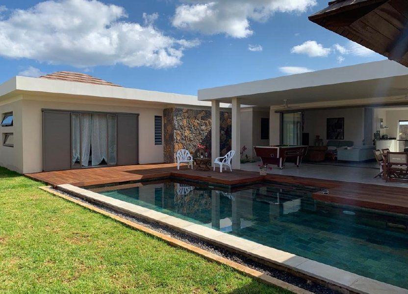 Maison à vendre 230m2 à Ile Maurice