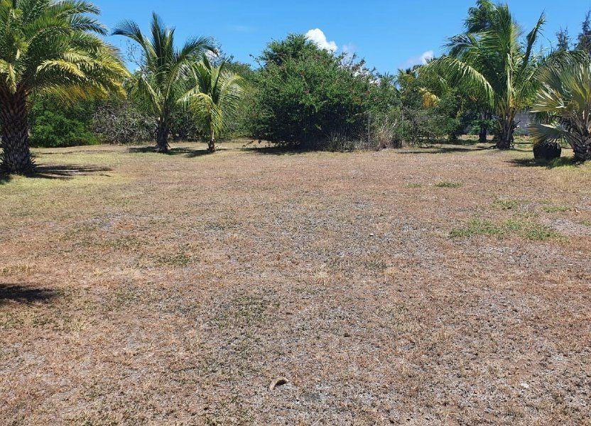 Terrain à vendre 5230.67m2 à Ile Maurice