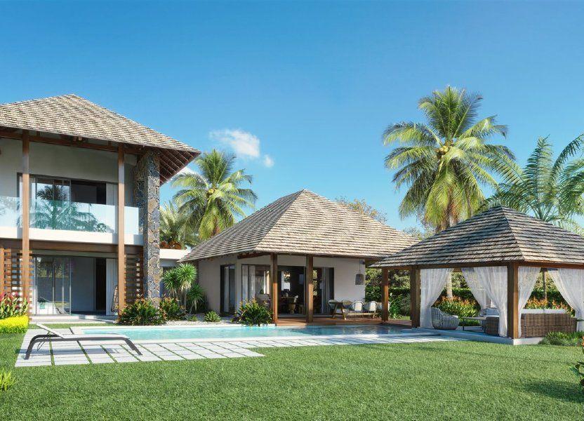 Maison à vendre 1014m2 à Ile Maurice