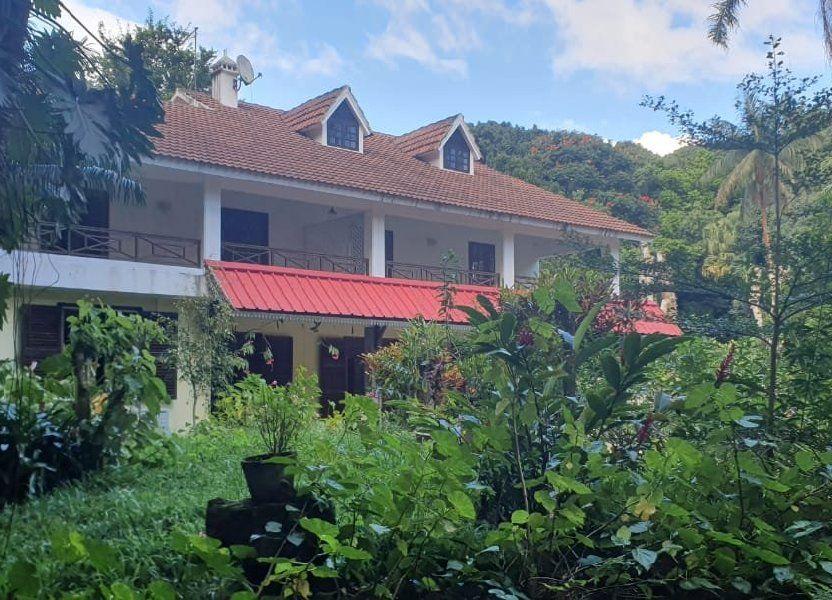 Maison à vendre 630m2 à Ile Maurice