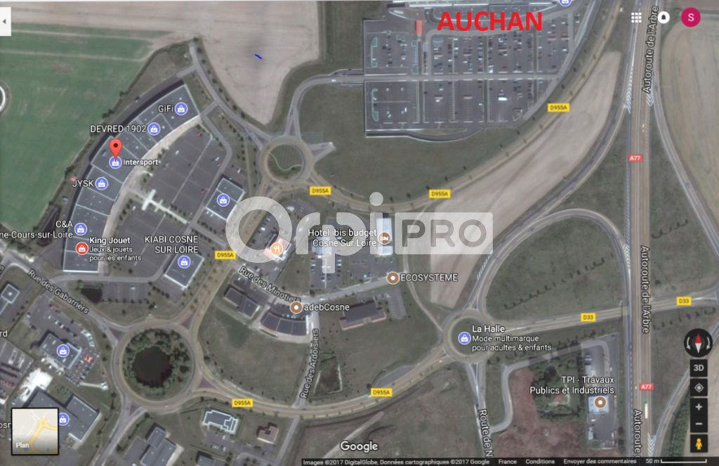 Local commercial à vendre 0 570m2 à Cosne-Cours-sur-Loire vignette-4
