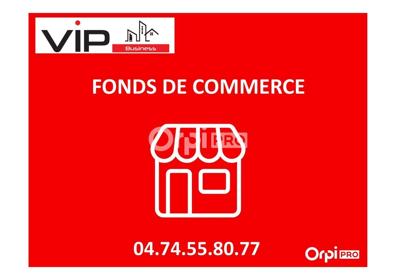 Fonds de commerce à vendre 0 200m2 à Bourg-en-Bresse vignette-1