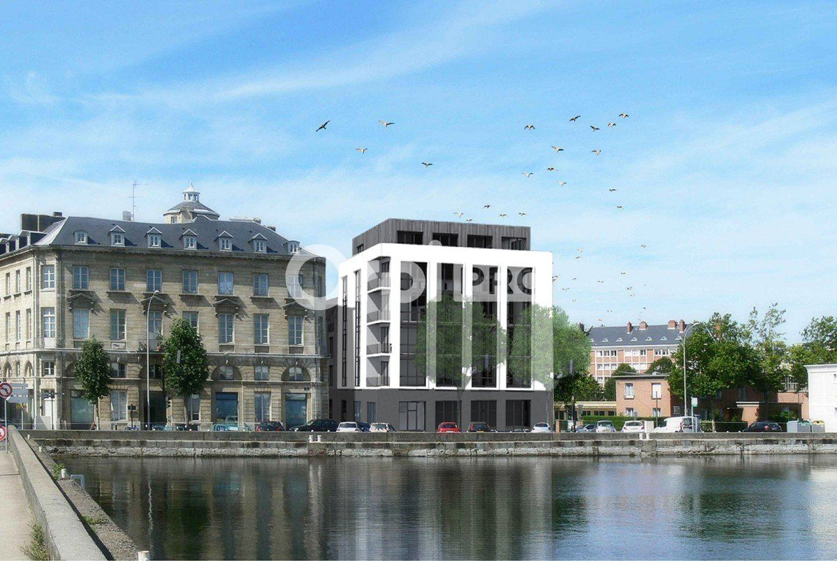 Bureau à vendre 0 223.35m2 à Le Havre vignette-1