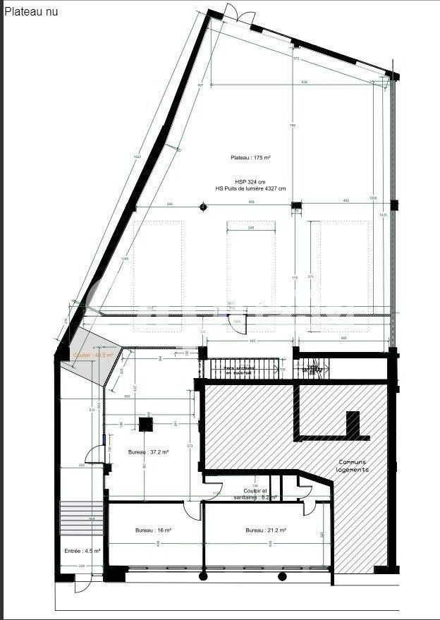 Bureau à louer 0 186m2 à Le Havre vignette-4