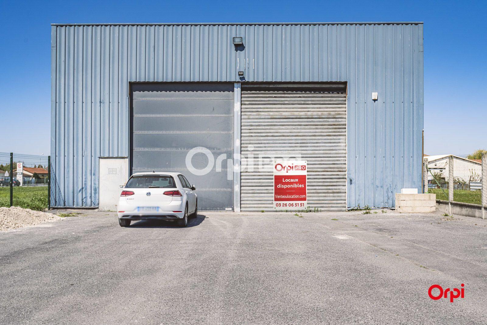 Entrepôt à louer 0 1145m2 à Bétheny vignette-2
