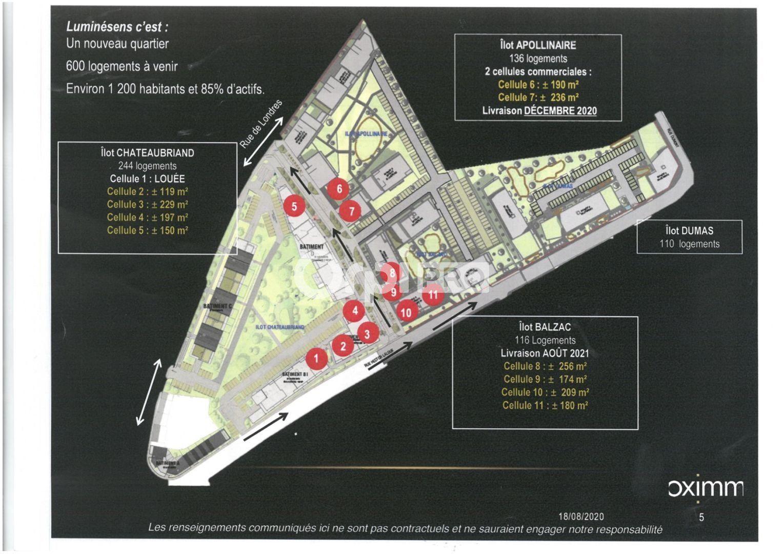 Local d'activité à louer 0 236m2 à Arras vignette-3