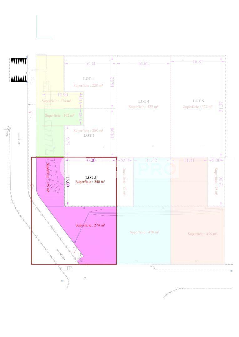 Local d'activité à vendre 0 345m2 à Belleville vignette-3