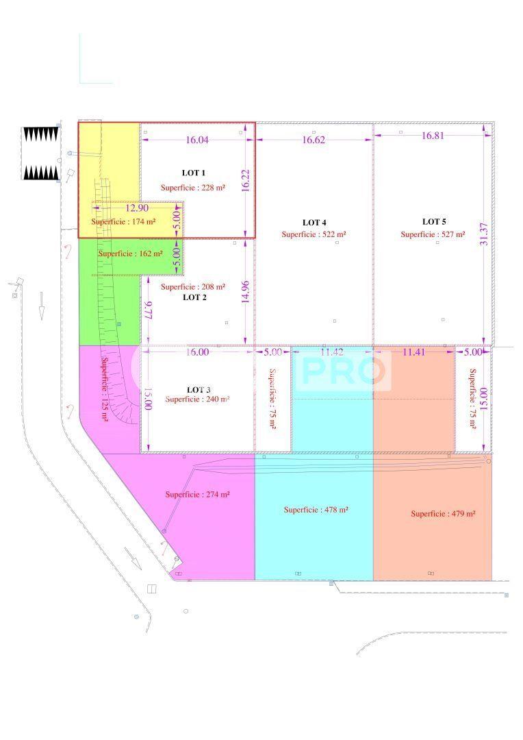 Local d'activité à vendre 0 345m2 à Belleville vignette-4