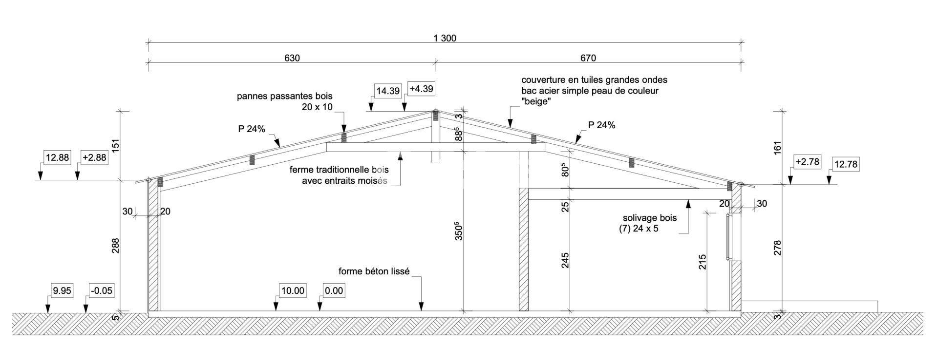 Entrepôt à louer 0 135m2 à Saint-Vincent-de-Tyrosse vignette-4