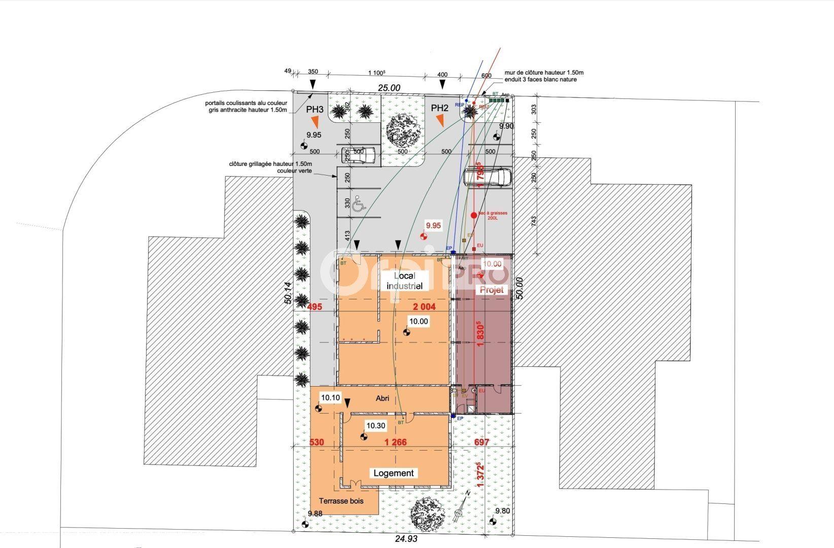 Entrepôt à louer 0 45m2 à Saint-Vincent-de-Tyrosse vignette-2
