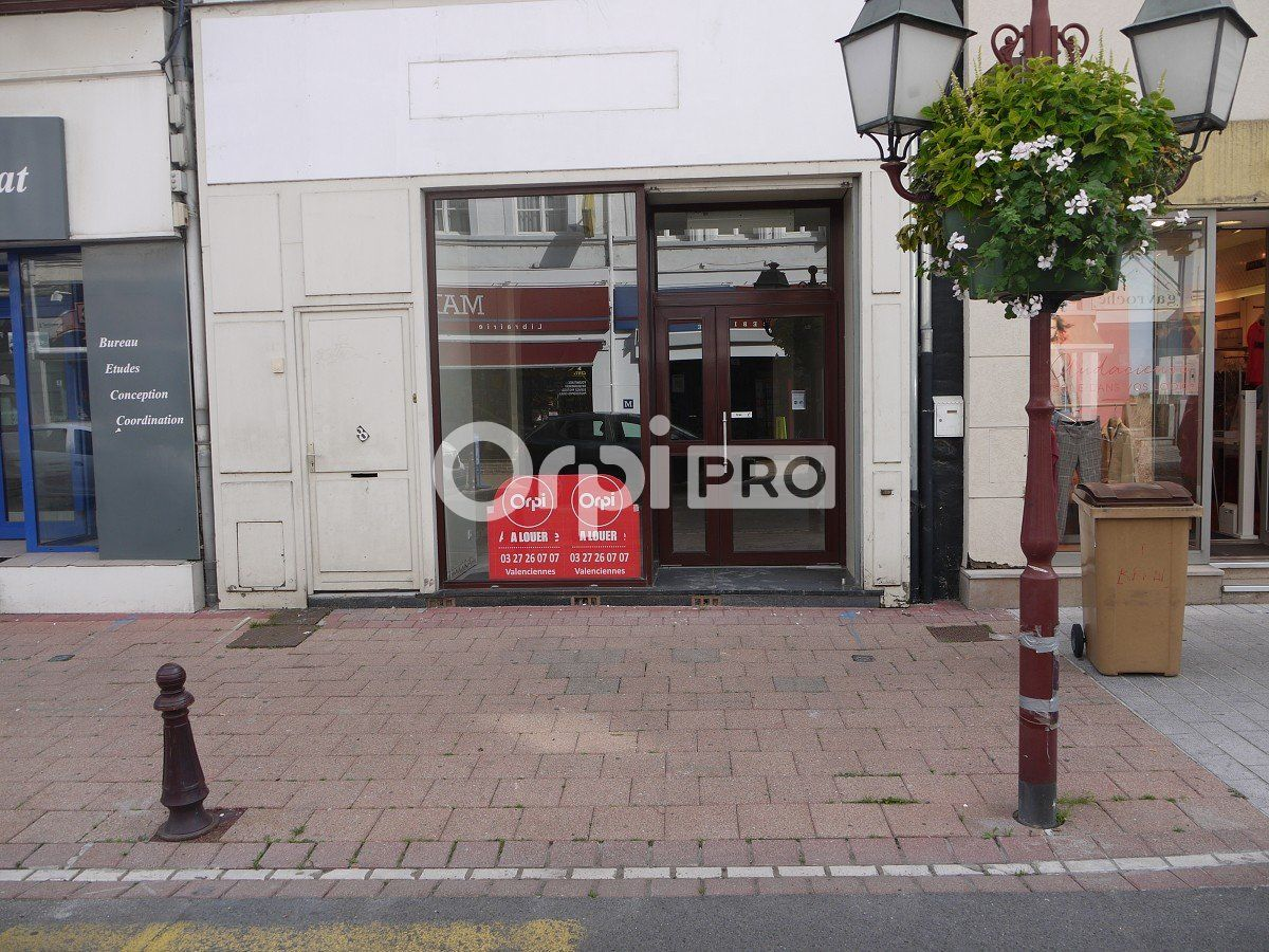 Local commercial à louer 150m2 à Saint-Amand-les-Eaux