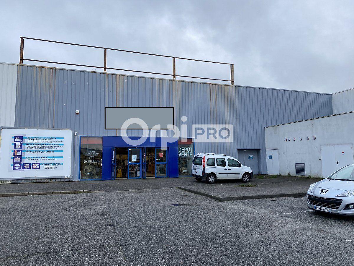 Local commercial à vendre 620m2 à Gonfreville-l'Orcher