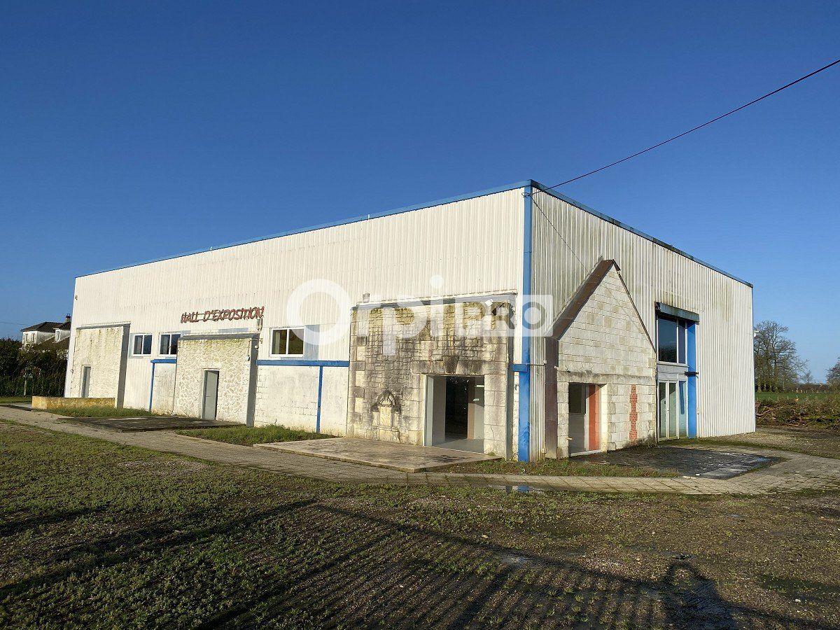 Local d'activité à vendre 600m2 à Vergetot