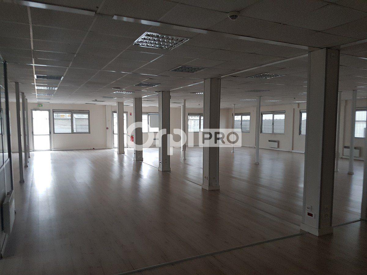 Bureaux à louer 600m2 à Le Havre