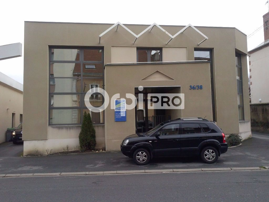 Bureau à louer 45m2 à Montluçon