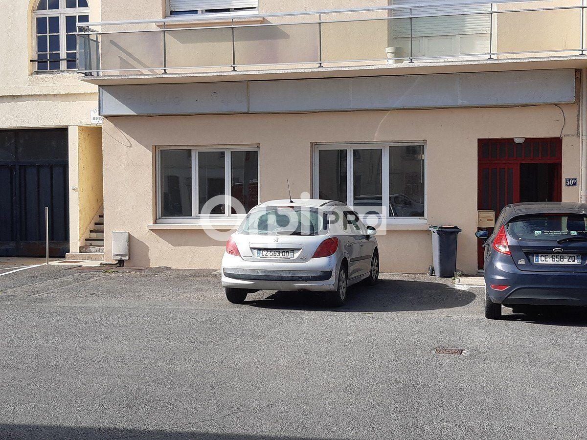 Local d'activité à louer 55m2 à Montluçon