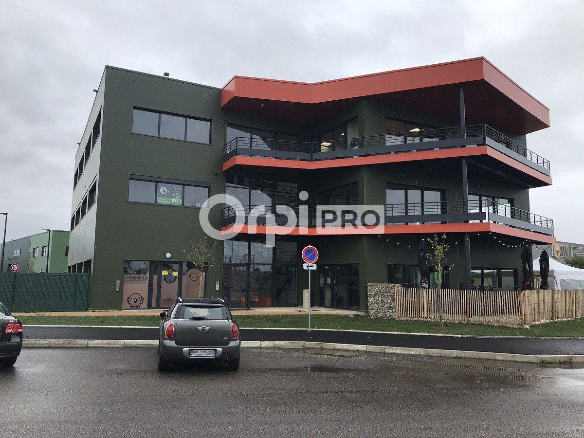 Bureau à vendre 94m2 à Civrieux