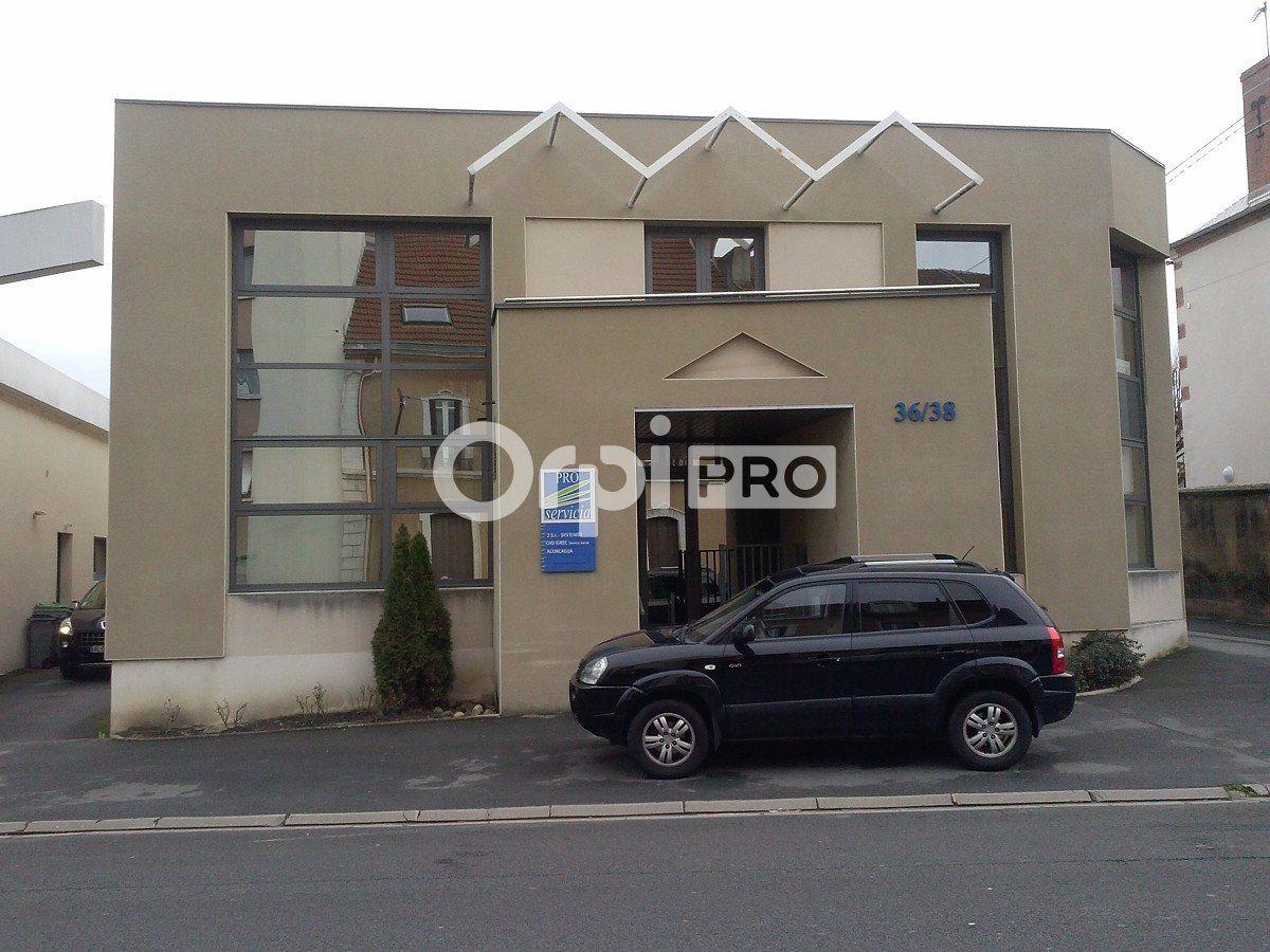Bureaux à louer 200m2 à Montluçon