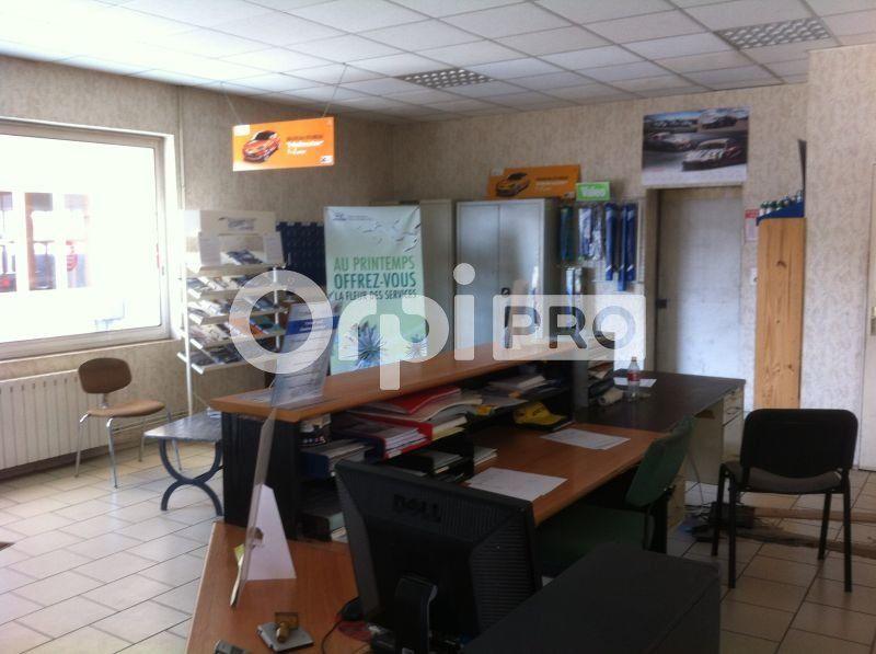 Local d'activité à vendre 1500m2 à Nevers