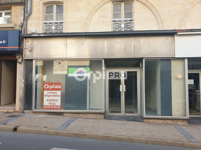 Local commercial à louer 118m2 à Bergerac