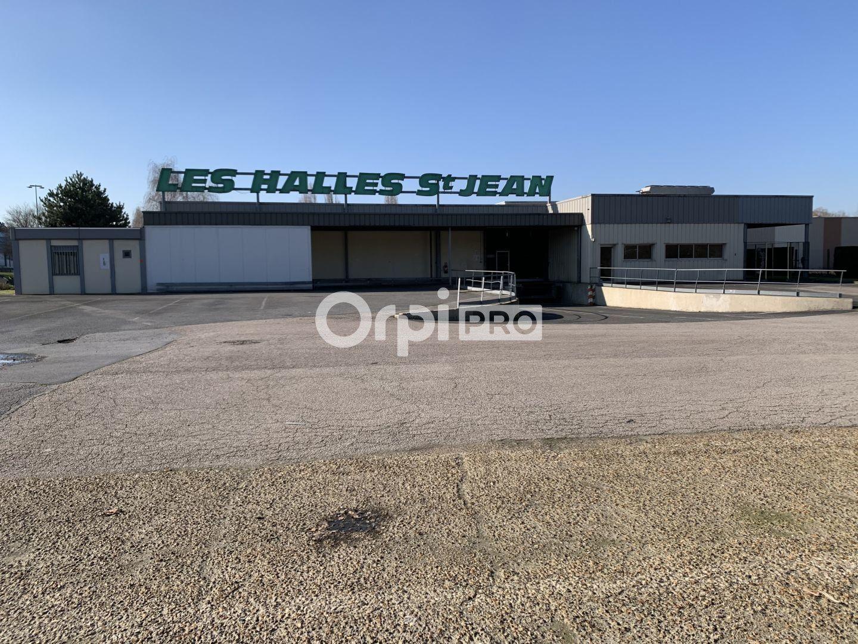 Local d'activité à vendre 1225m2 à Beauvais