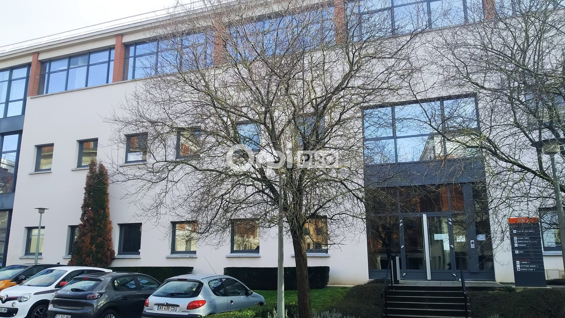 Bureau à louer 159.23m2 à Reims
