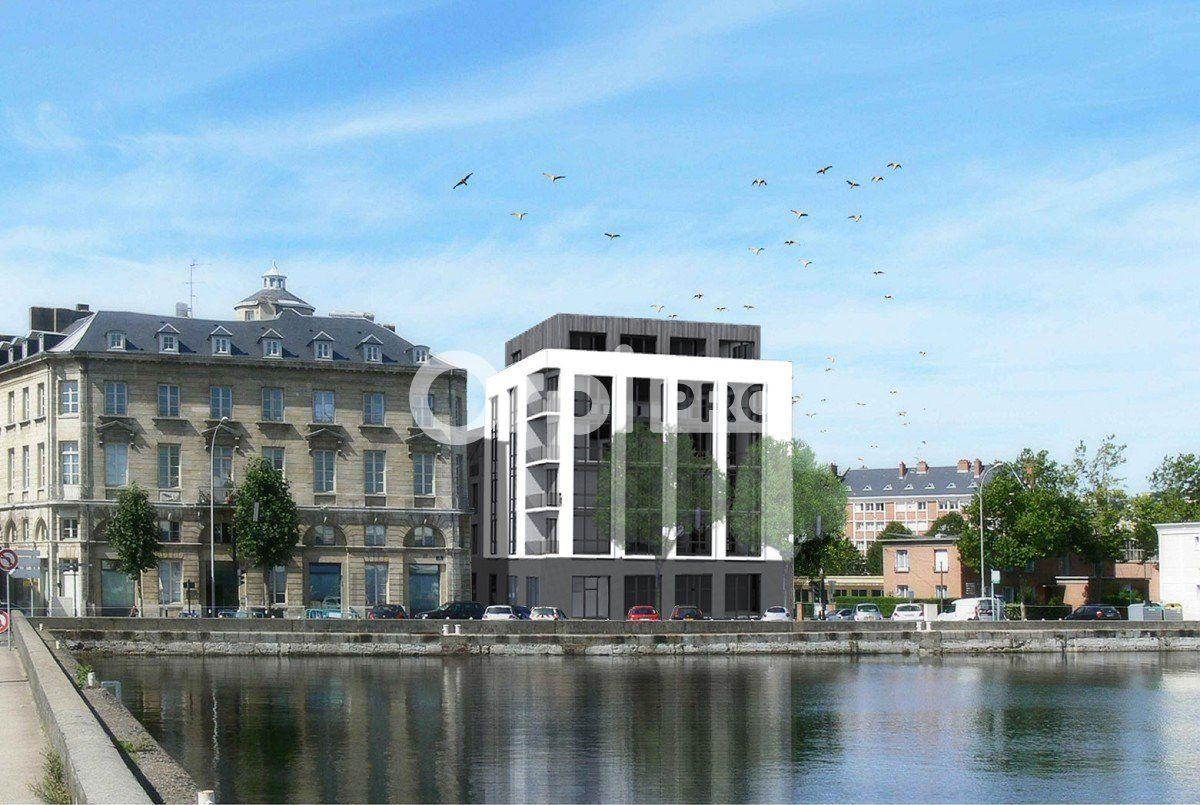 Bureau à vendre 223.35m2 à Le Havre