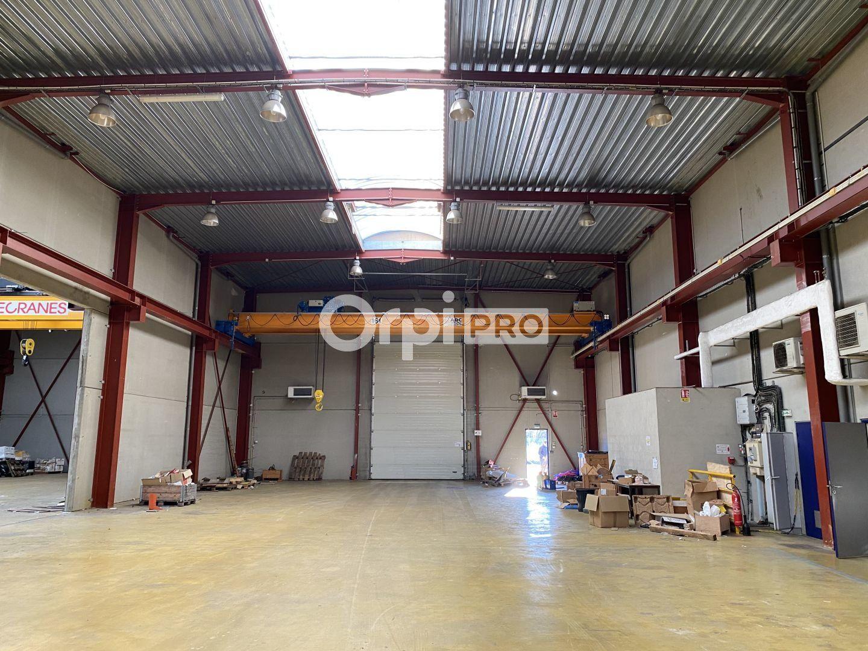 Local d'activité à vendre 2450m2 à Le Havre