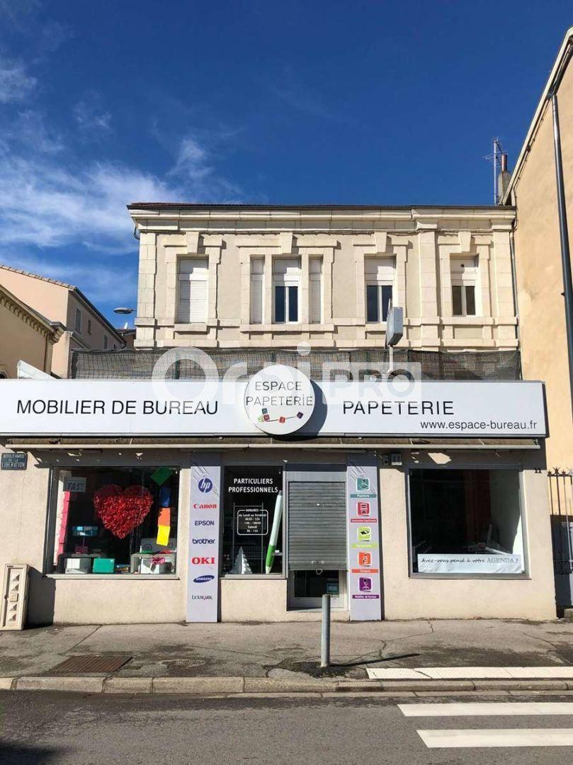 Fonds de commerce à vendre 794m2 à Romans-sur-Isère