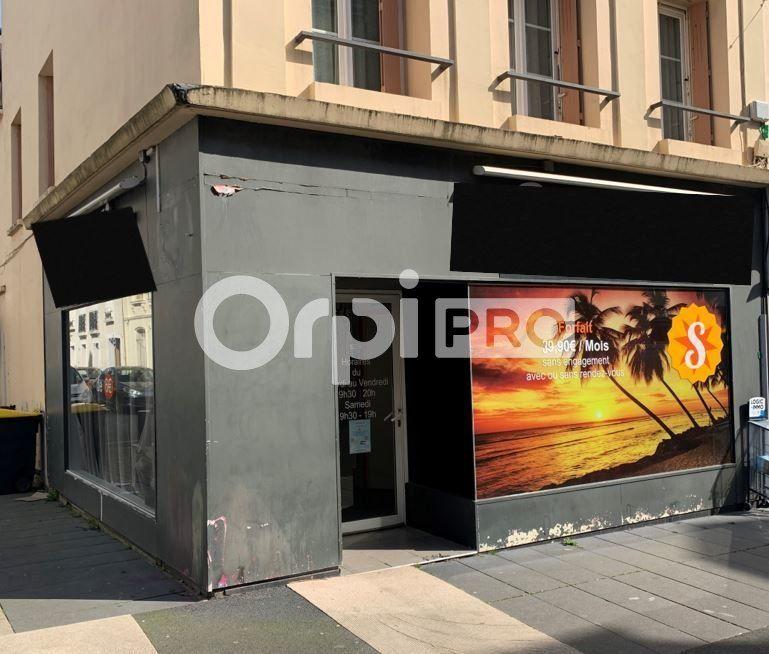 Fonds de commerce à vendre 55m2 à Le Havre