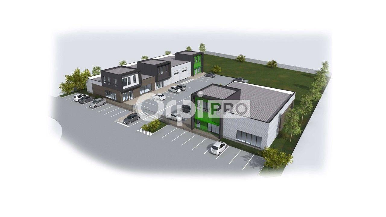 Terrain commercial à vendre 3597m2 à Romans-sur-Isère