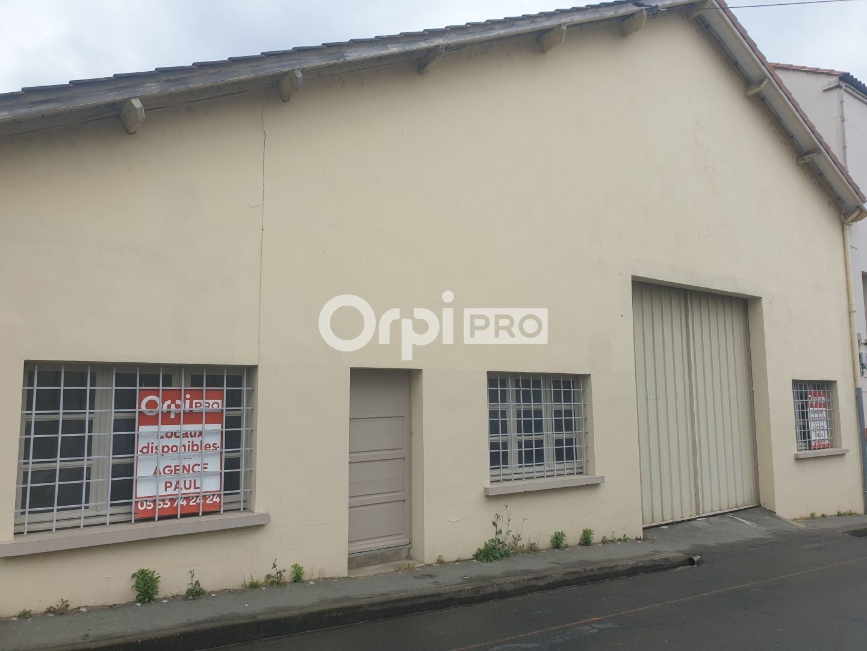 Local d'activité à louer 225m2 à Bergerac
