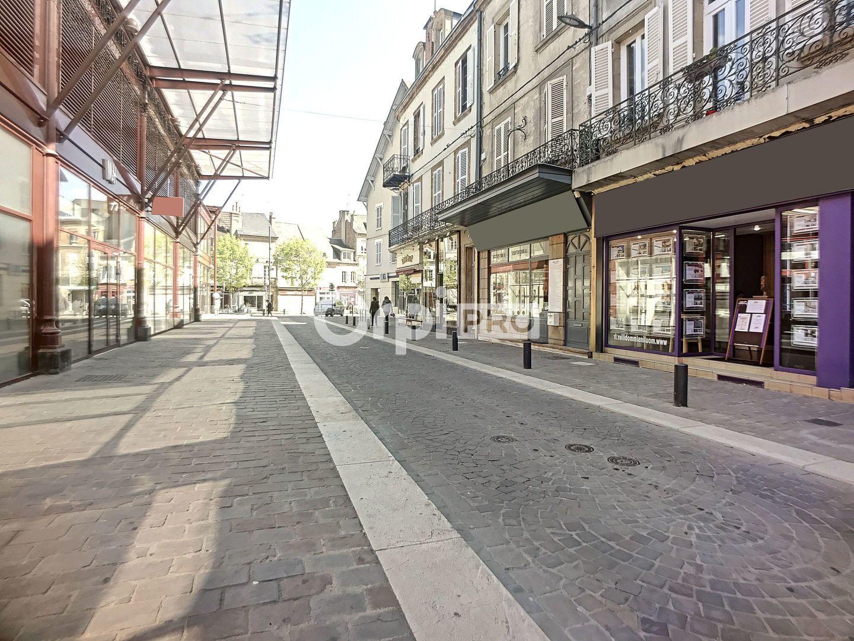 Local commercial à louer 220m2 à Moulins
