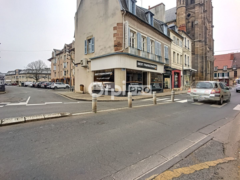 Local commercial à louer 43m2 à Moulins
