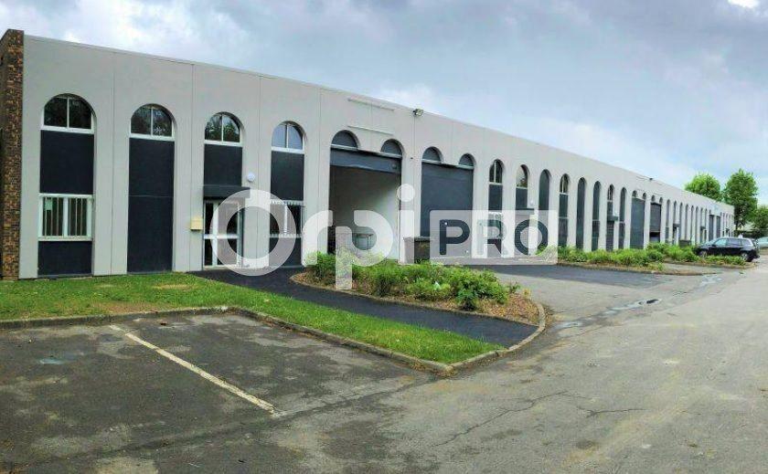 Local d'activité à louer 495m2 à Noisy-le-Grand